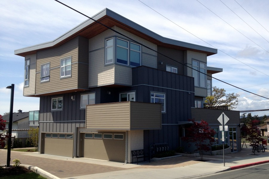Double dip painting victoria bc exterior new construction - Exterior home services ...